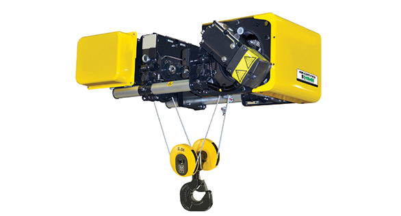 SX Electric Wire Rope Hoists